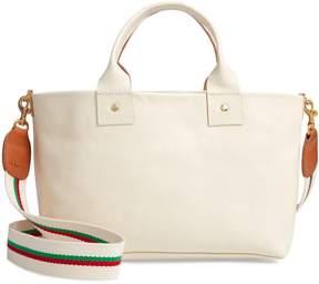 Clare Vivier Rustic Bruno Leather Crossbody Bag
