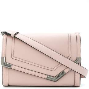 Karl Lagerfeld Rocky Saffiano shoulder bag