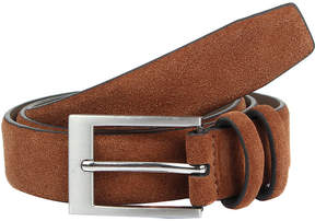 Dents Men's suede belt
