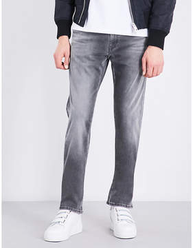 Replay Grover Hyperflex slim-fit straight jeans