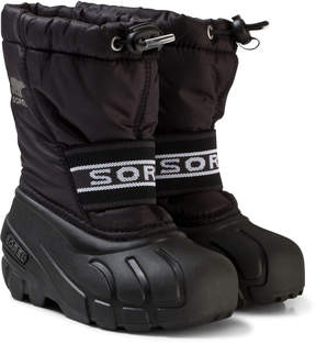 Sorel Black Cub Winter Boots