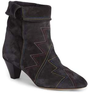 Isabel Marant Dyna Topstitched Boot