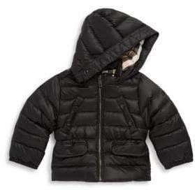 Burberry Baby's& Toddler's Mini Puffer Jacket