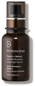 MD Skincare MD Skin Care Ferulic Retinol Wrinkle Recovery Overnight Serum