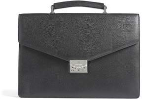 Brooks Brothers Buffalo Classic Briefcase