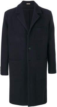 Massimo Alba single-breasted coat