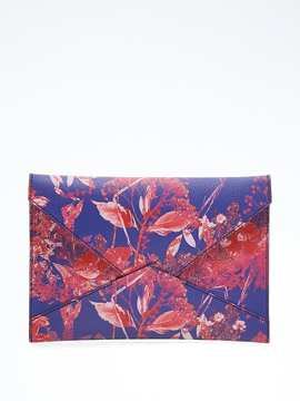 Floral Medium Envelope Pouch
