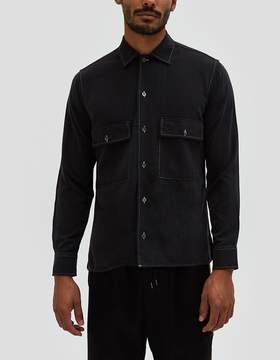 Cmmn Swdn Egon Shirt in Black