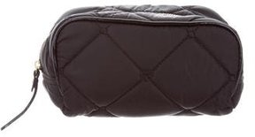 Kate Spade Quilted Cosmetic Bag