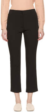 A.P.C. Black Iggy Trousers