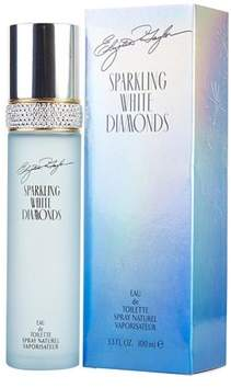 Elizabeth Taylor White Diamonds Sparkling By For Women.