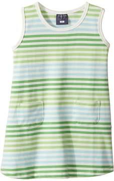Toobydoo Tank Top Pocket Dress (Infant/Toddler)