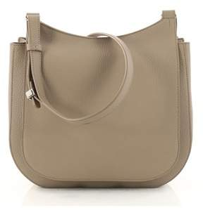 The Row Pre-owned: Hunting Crossbody Bag Leather 11.