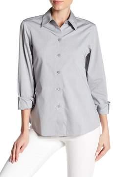 Foxcroft Long Sleeve Shaped Diane Shirt