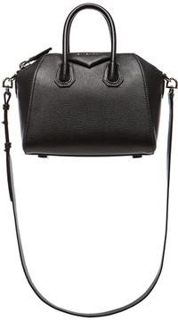 Givenchy Mini Sugar Antigona in Black.