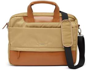 Lodis Kate Under Lock & Key Alexus Nylon & Leather Briefcase
