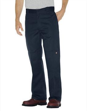 Dickies Loose-Fit Straight-Leg Double-Knee Twill Work Pants