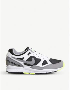 Nike Span II mesh trainers