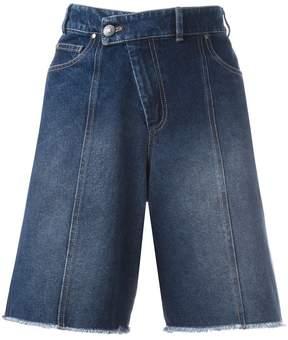 A.F.Vandevorst 'Pukklepop' denim shorts