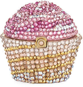 Judith Leiber Couture Strawberry Cupcake Pill Box