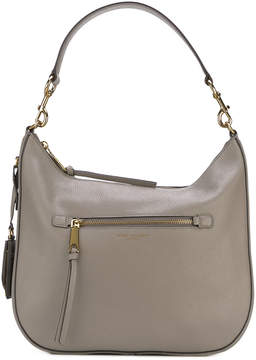 Marc Jacobs Trooper hobo shoulder bag - BROWN - STYLE