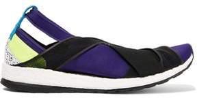 Y-3 + Adidas Originals Dansu Neoprene Slip-On Sneakers