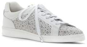ED Ellen Degeneres Chaperf Leather Lace-Up Sneakers