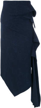 Damir Doma asymmetric skirt