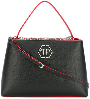 Philipp Plein 'War' tote bag