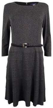 Tommy Hilfiger Women's Belted Jersey Dress