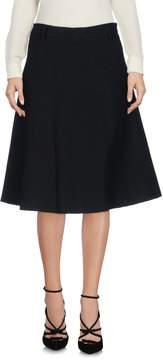 40weft Knee length skirts