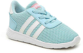 adidas Girls NEO Lite Racer Toddler Sneaker