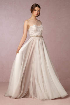 BHLDN Penelope Gown