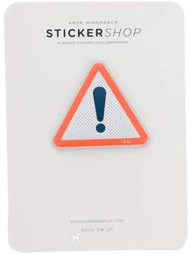 Anya Hindmarch Leather Exclamation Sticker