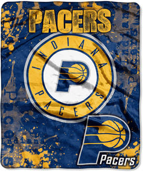 Northwest Company Indiana Pacers 50x60in Plush Throw Drop Down
