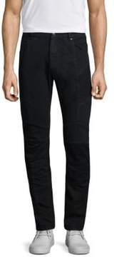 Pierre Balmain Buttoned Denim Jeans