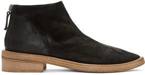 Marsèll Black Cuneone Boots