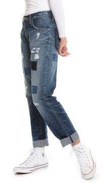 PRPS Women's El Camino - Patch It Boyfriend Jeans