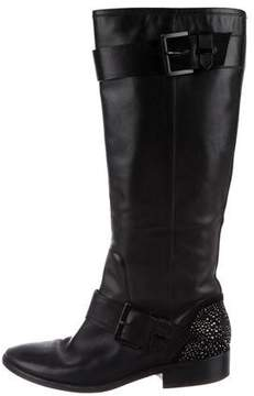 Brian Atwood Dita Knee-High Boots
