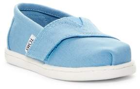 Toms Classic Tiny Slip-On Flat (Baby & Toddler)
