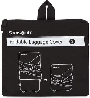Samsonite Foldaway small luggage cover, Black