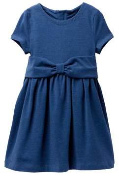 Kate Spade Kammy Heathered Knit Dress (Toddler & Little Girls)