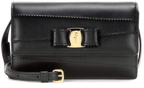 Salvatore Ferragamo Leather shoulder bag