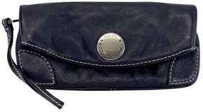 Marc by Marc Jacobs Navy Fold Over Clutch