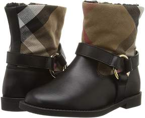 Burberry Queenstead Shoe Girl's Shoes