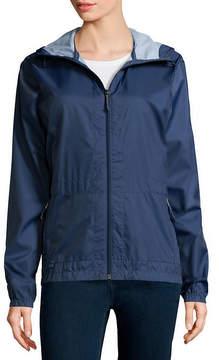 Columbia Rain to Fame Waterproof Hooded Jacket