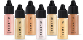 Temptu Liquid Glow Hand Applied Highlighter 7-Pack: Ethereal Collection