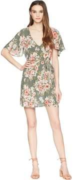 Billabong Fine Flutter Dress Women's Dress