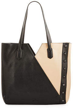 Sam Edelman Emery Colorblock Leather Tote Bag