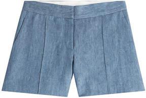 Vanessa Bruno Chambray Shorts